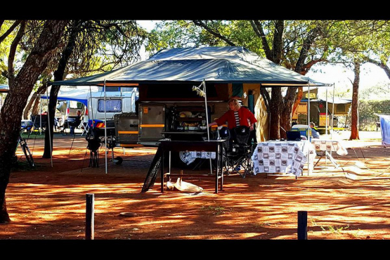 Camping Site / Weekend Sondela Nature Reserve