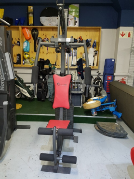 Endurance home gym set