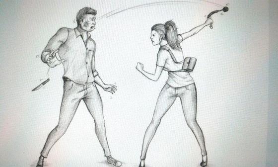 Monkey Fist - Self Defence for Men & Women
