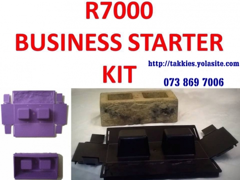 Paving KITS for SALE R4500 | Home Based Business