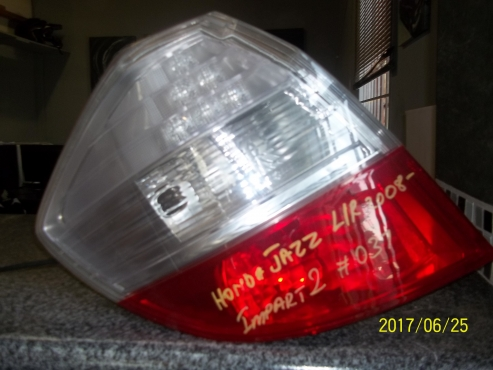 Honda Jazz Taillight