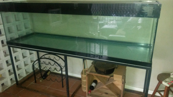 2m fish tank for sale
