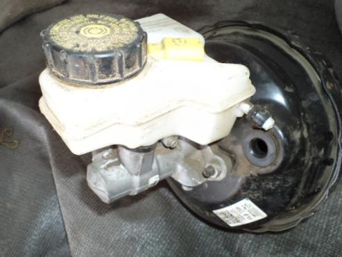 Golf brake booster complete