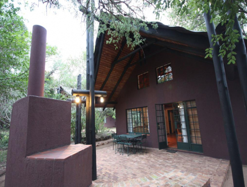Burchells Bush Lodge Kruger Park