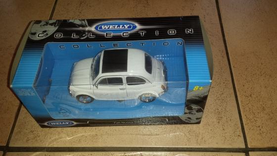1960 Fiat 500 1.2
