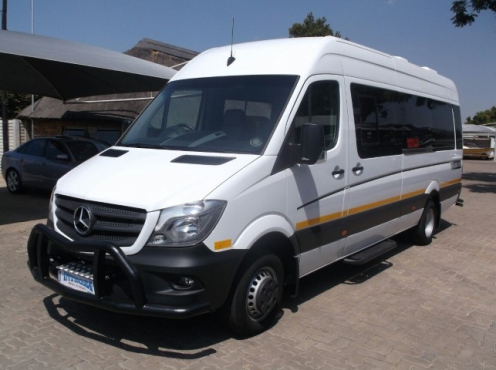 mercedes-benz sprinter 519 cdi xl f/c p/v | junk mail