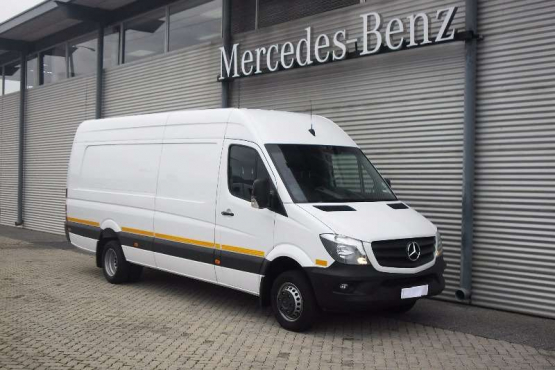 Mercedes Benz Sprinter 519 XL Panel Van