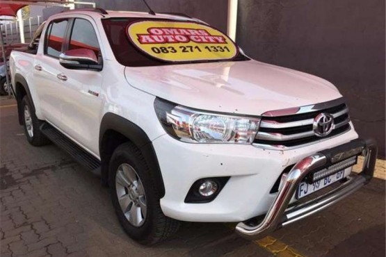 Toyota Hilux 2.8 GD-