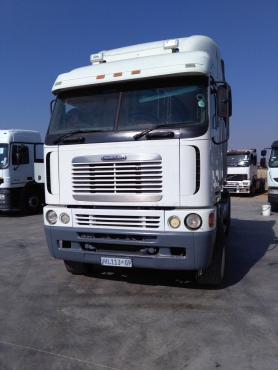 Exclusive deal for a Freight liner Truck