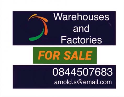 Mini factory complex for sale