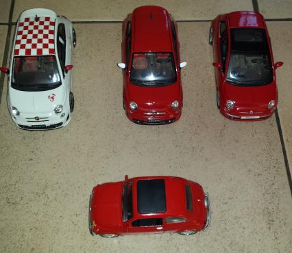 2016 Fiat 500 595 1.4T