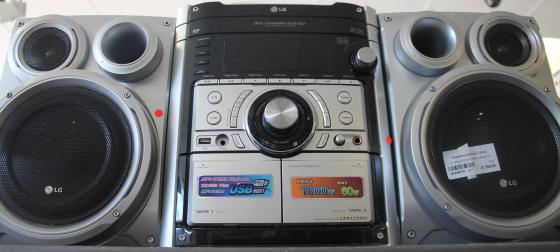 LG Hi-Fi system S024