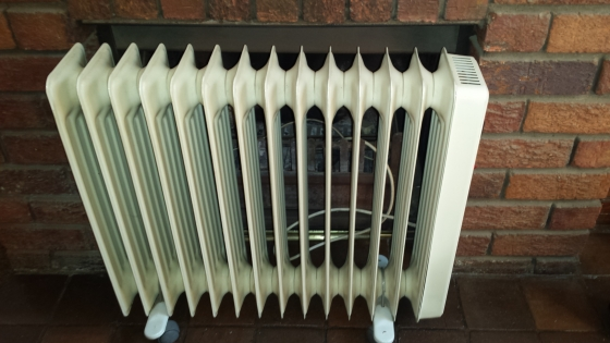 14 fin oil heater - 3000watt