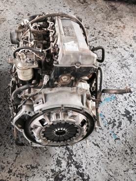 4HF1 ISUZU COMPLETE ENGINE | Junk Mail