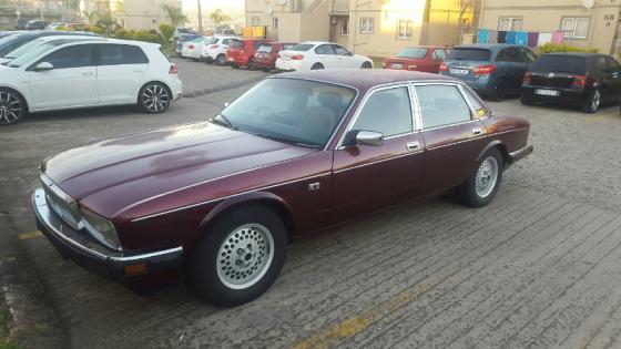 1989 Jaguar Daimler 3.6lt | Junk Mail