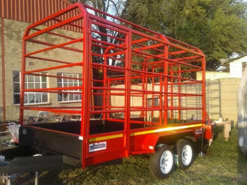 Cattle Trailers for