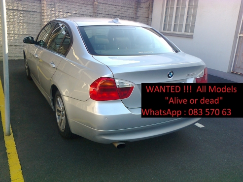 2000 Accident Damaged Cars BMW