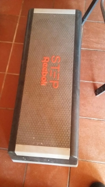 Reebok exercise stepper, very good condition and hardly used
