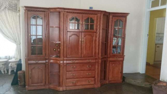 Wooden Wall Unit. 5 piece | Junk Mail