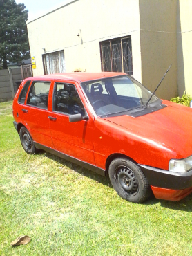 93 fiat uno pacer red good daily runner
