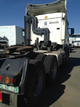 Used Scania G470 for sale