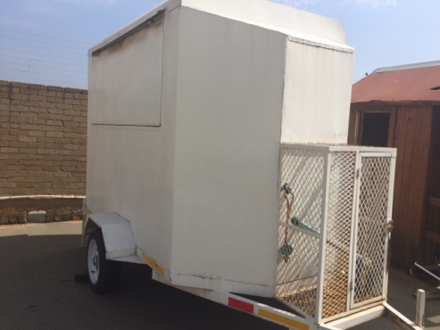 Food Caravan for hire- Midrand
