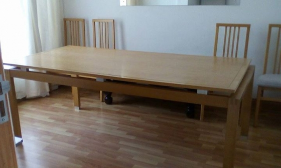 R 5 000 For Sale 8 Seated Dining Room Table And Chairs R5000 Port Elizabeth
