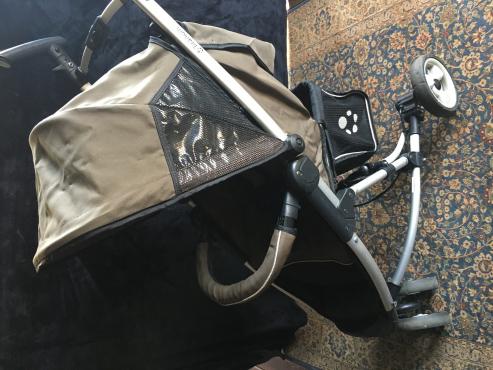 Titanium travel system