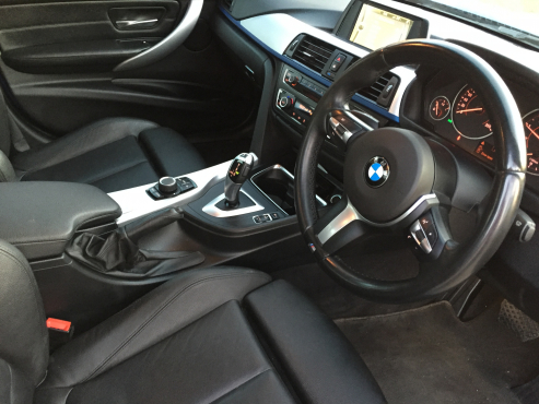 BMW I M Sport Km Junk Mail - Bmw 320i m sport