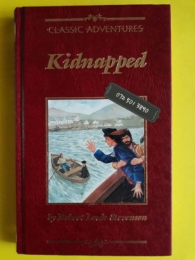 Kidnapped - Robert Louis Stevenson - David Balfour #1.