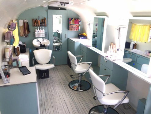 Mobile Beauty Salon