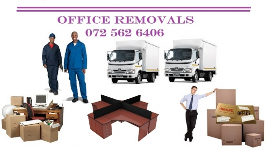 Office Furniture Removals