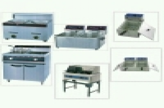 Brand new fryers with baskets and LIDS from r595