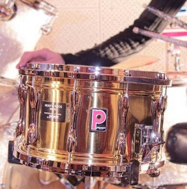 Premier Heavy Rock Nine Snare drum