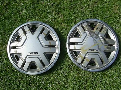 Mazda 323  Wheel Trims