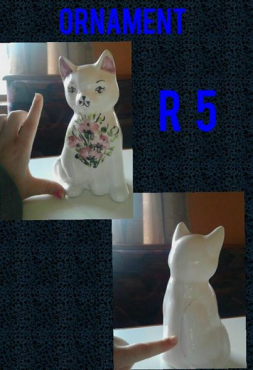 Cat ornament for sale