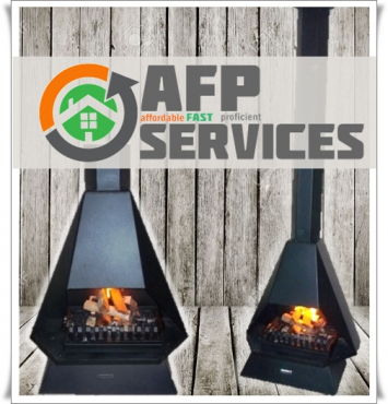 Free-Standing Fireplace Installations