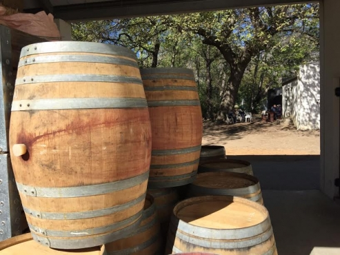 Wine Barrels In Household In South Africa Junk Mail