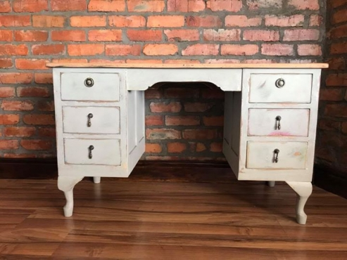Gorgeous refurbished desk
