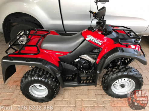 Suzuki LTZ / OZARK 250 QUAD WANTED