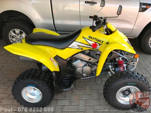 Suzuki LTZ / OZARK 250 QUAD WANTED