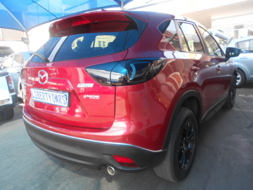 2017 Mazda Cx 5 2 0 Suv Sky Active Automatic Drive Key Less Push To