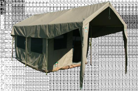 Frame Tent Sahara Deluxe