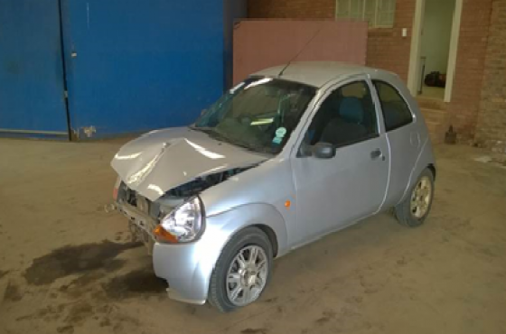 Ford Ka Stripping Fo