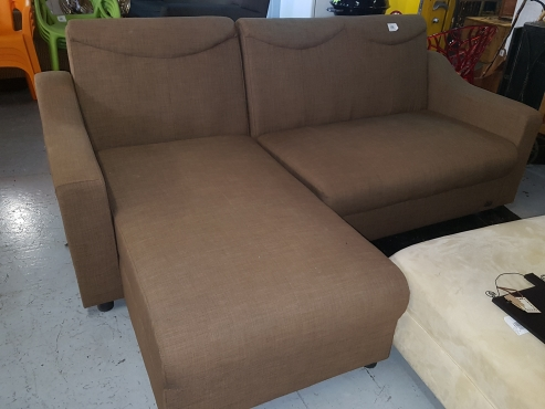 L-shape / Sleeper couch