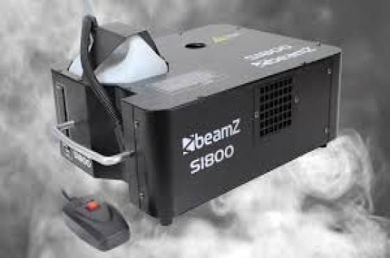 BEAMZ S1800 SMOKE MA