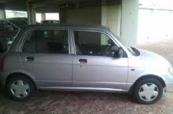 Daihatsu Cuore Strip