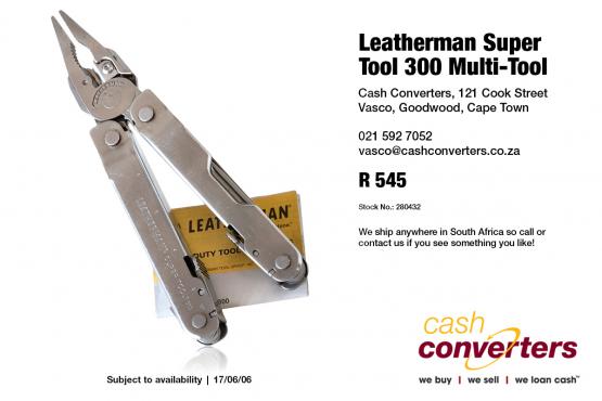 Leatherman Super Tool 300 Multi-Tool