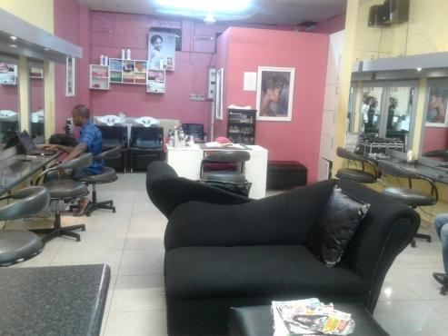 Salon for Sale in