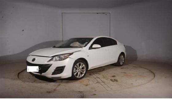 Mazda 3 Stripping fo